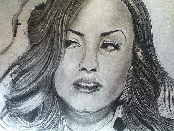 Demi Lovato by NoColour